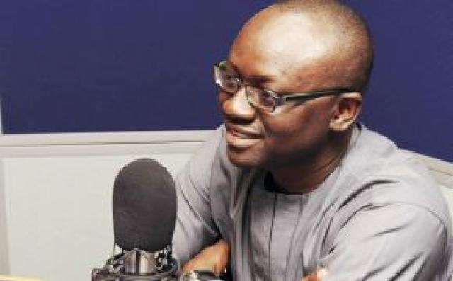 Photo of Simon Kolawole, Publisher of The Cable